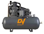 5HP Piston Air Compressor with Horizontal Tank