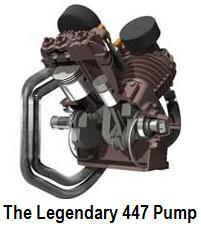 The Legendary 447 Pump