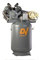 10HP Piston Air Compressor with Vertical Tank