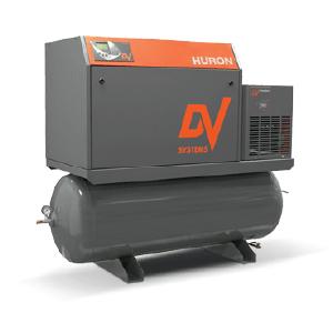 Industrial air compressors - Huron