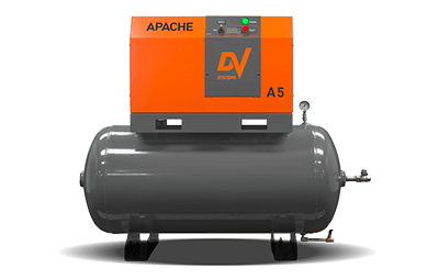 Apache - Rotary Screw Air Compressors