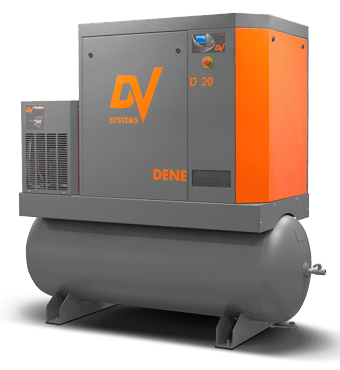 20HP VCD D series - Rotary Screw Air Compressors