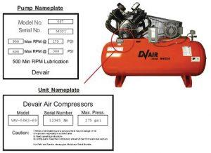 Devair Air Compressors