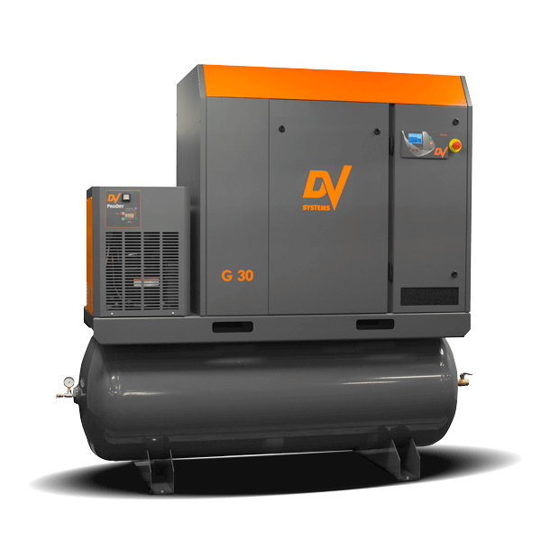 G series 25HP - Rotary Screw Air Compressors