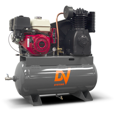HDI - Heavy Duty Industrial - gasoline powered