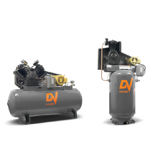 Industrial air compressors - piston compressor
