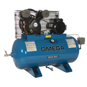 Industrial air compressors - climate control compressor