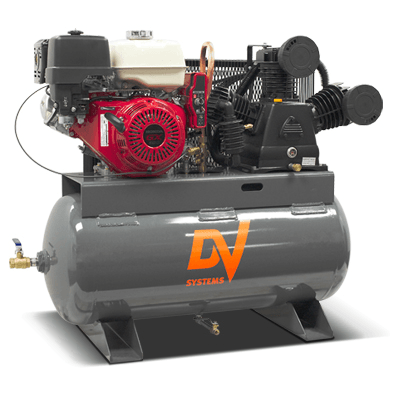 13HP SDI Gas Powered Air Compressor