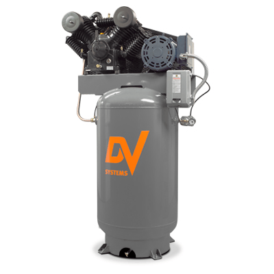 7 5hp Sdi Piston Air Compressor 80 Gallon Tank