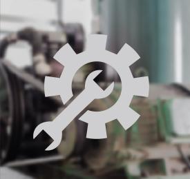 industrial air compressor - repairs
